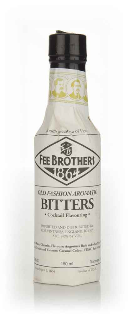 Fee Brothers Old Fashion Aromatic Bitters 9% 15cl