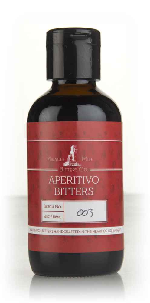 Miracle Mile Aperitivo Bitters
