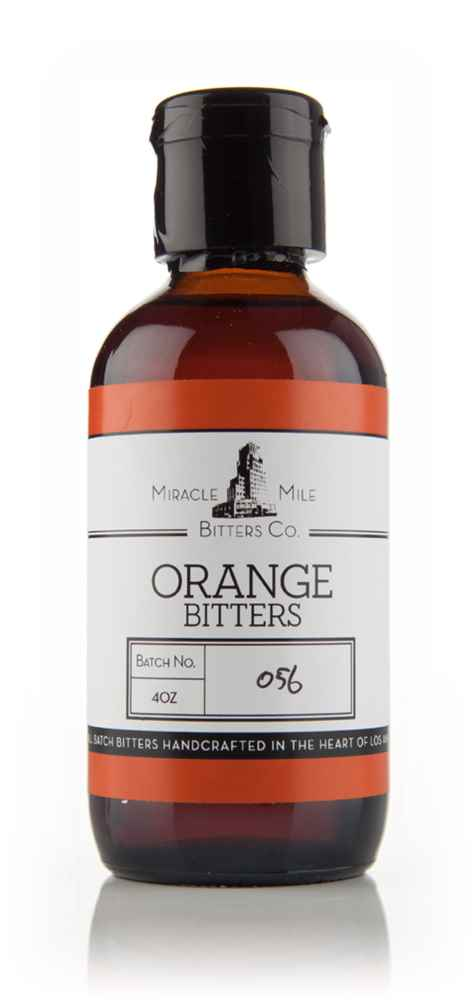 Miracle Mile Orange Bitters