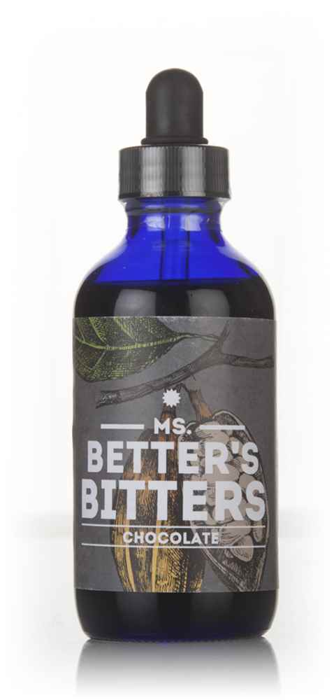 Ms. Better's Chocolate Bitters