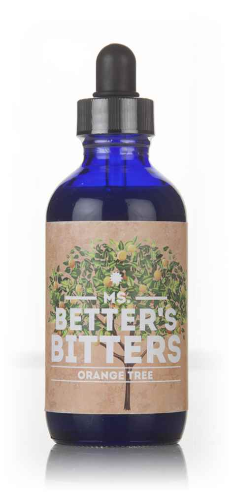 Ms. Better's Orange Tree Bitters