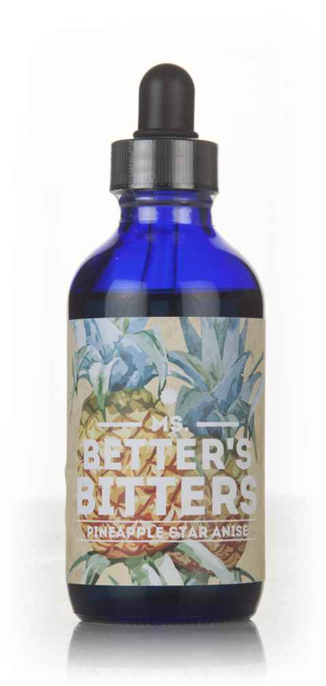Ms. Better's Pineapple Star Anise Bitters