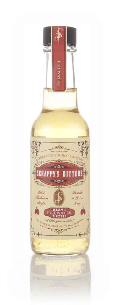 Scrappy's Firewater Bitters