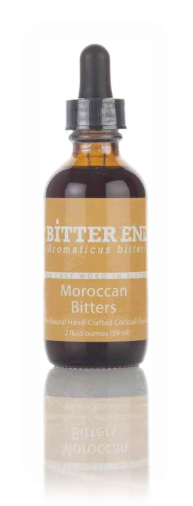 The Bitter End Moroccan Bitters