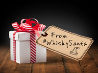 #WhiskySanta Returns to Grant Wishes and Give Out Gifts at the Checkout!