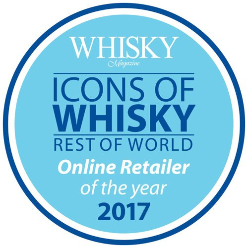 Icons of Whisky Online Retailer of the Year