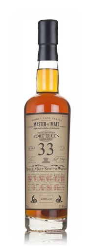 Master of Malt Single Cask Series Port Ellen