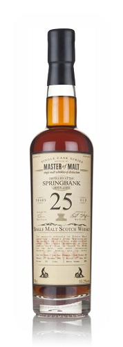 Master of Malt Single Cask Series Springbank
