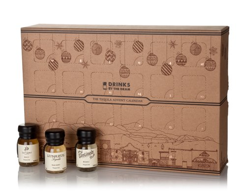 Tequila advent calendars