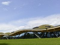 See inside the new Macallan distillery!