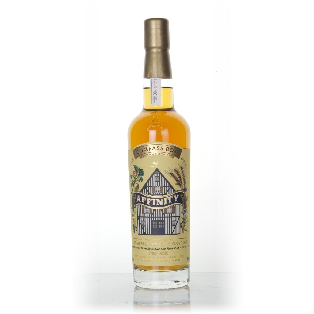 New arrival of the week: Compass Box Affinity