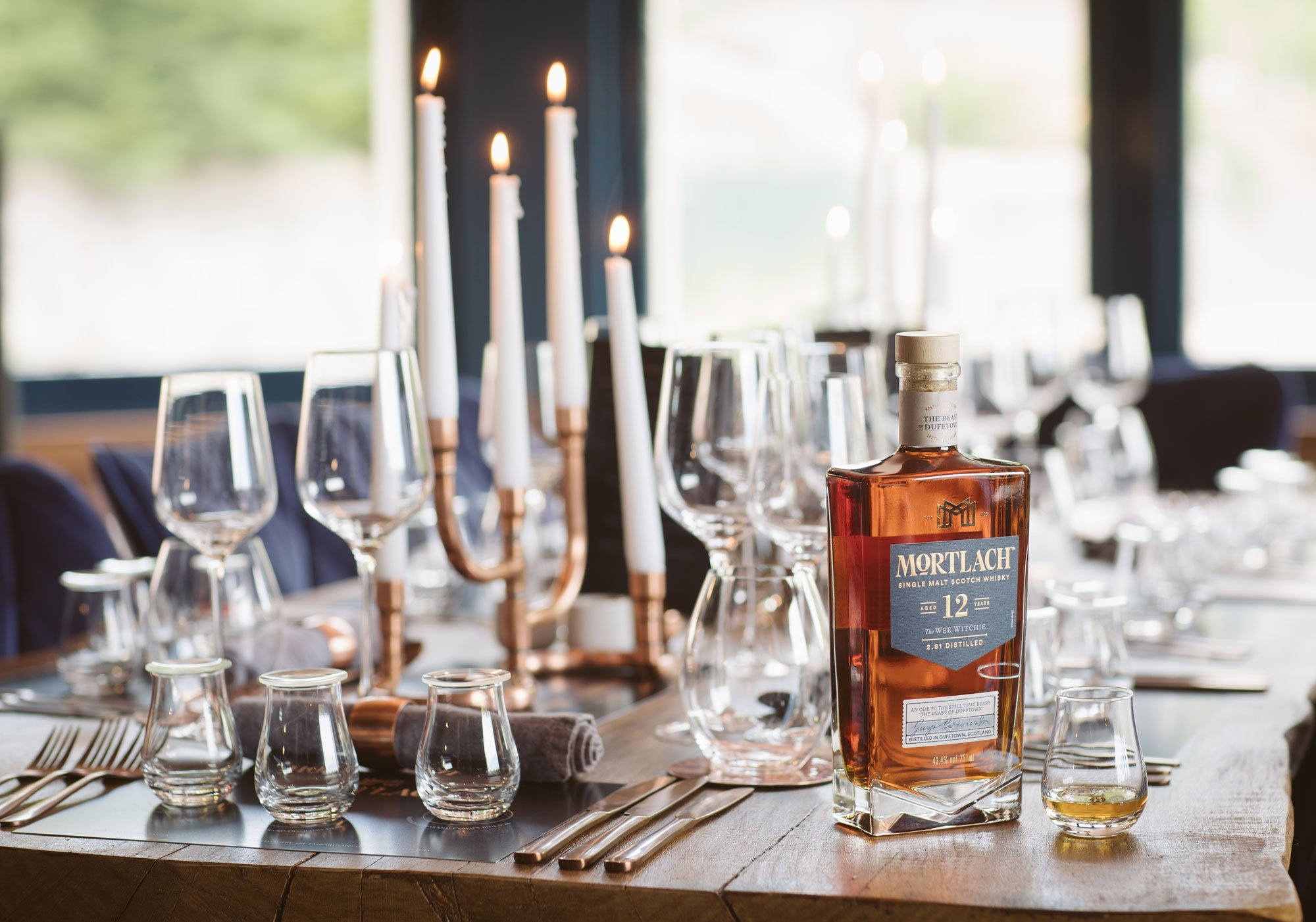 Mortlach video masterclass with malt whisky brand ambassador TJ