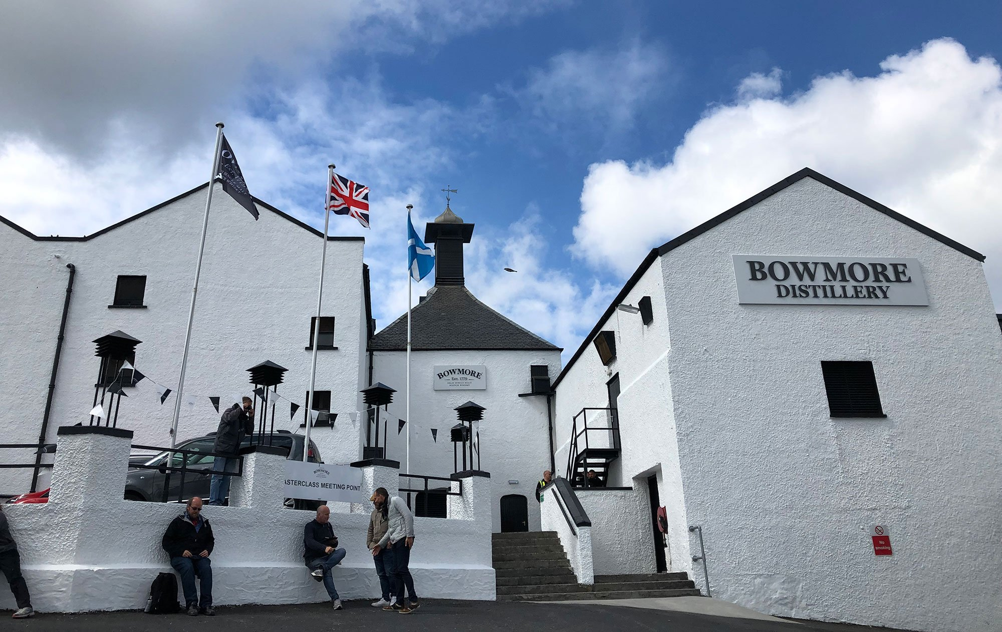 We put your Bowmore questions to David Turner!