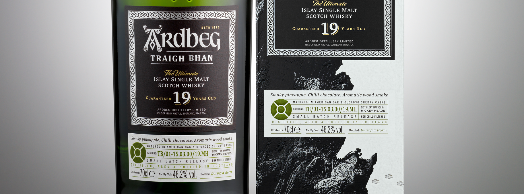 Ardbeg adds 19 year old expression to core range - Master of