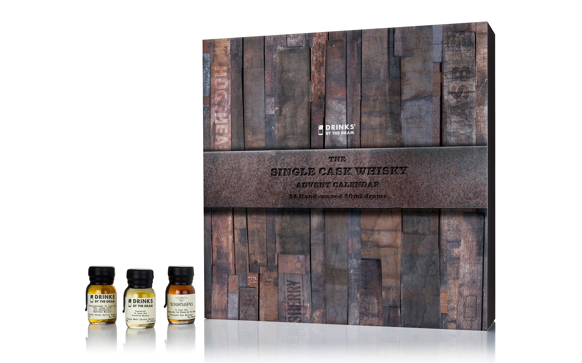 The Single Cask Whisky Advent Calendar