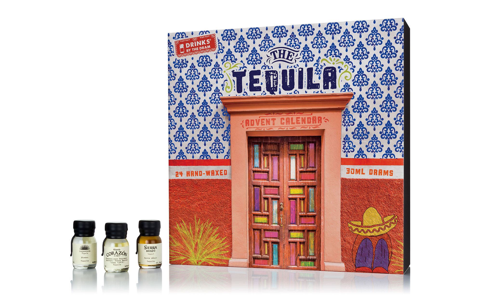 The Tequila Advent Calendar