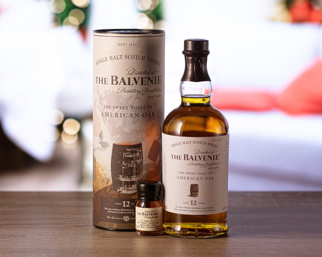 Balvenie 12 Year Old - The Sweet Toast of American Oak