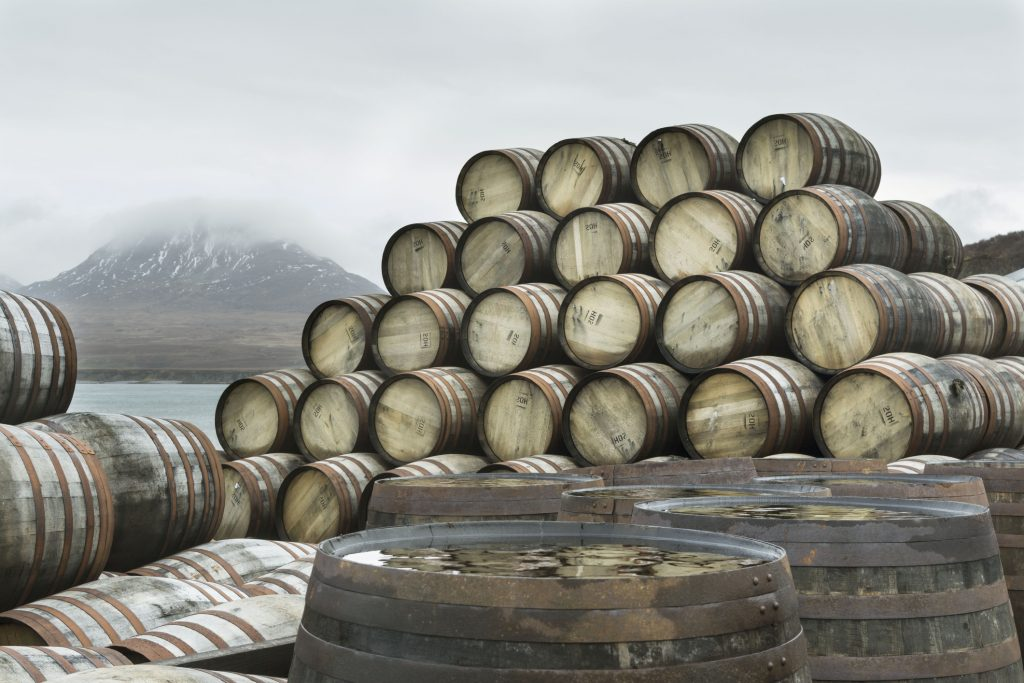 scotch whisky casks drinks trends for 2020