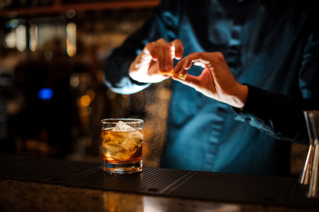 spiced rum drinks trends for 2020