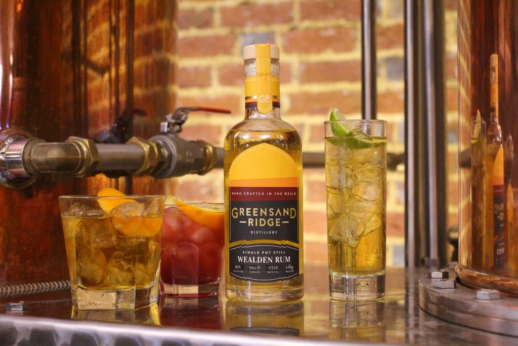 Win a VIP trip to Greensand Ridge Distillery