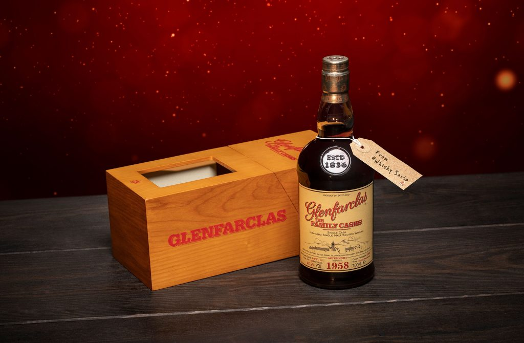 #WhiskySanta's Glenfarclas 1958 (cask 2065) Family Cask Autumn 2014 Release Super Wish