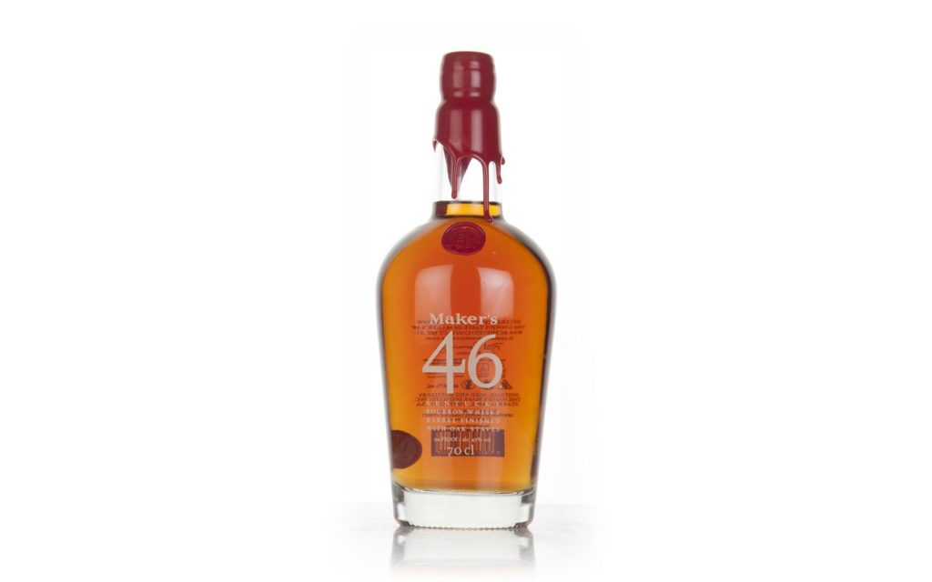 American whiskies for under £50