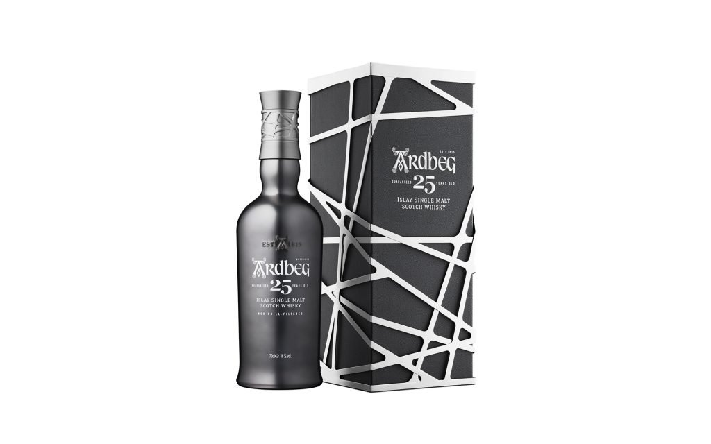 In The Nightcap this week we've got news on Ardbeg 25 Year Old the oldest permanent expression in the brand's core range