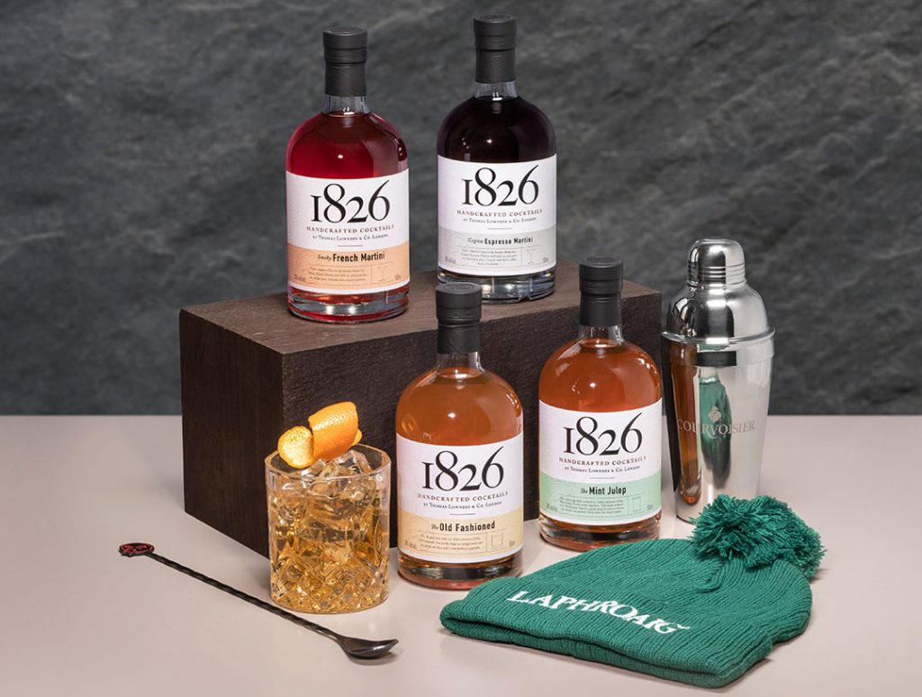 You can win these 1826 pre-bottled cocktails!