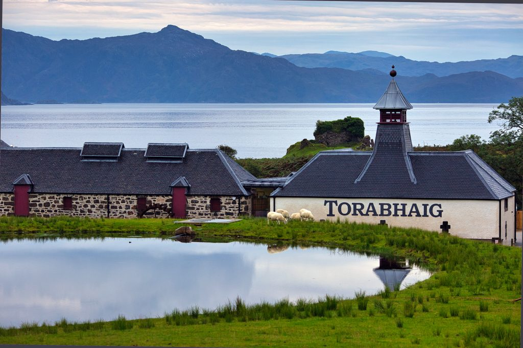 Torabhaig Distillery's first whisky