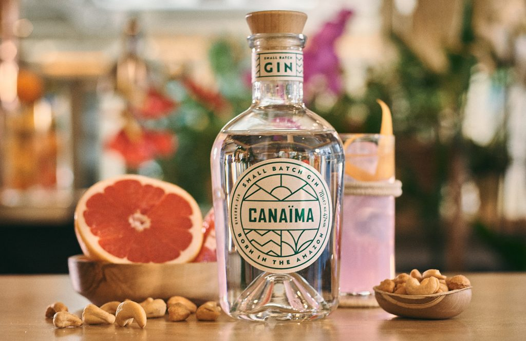 We love Canaïma Small Batch Gin!