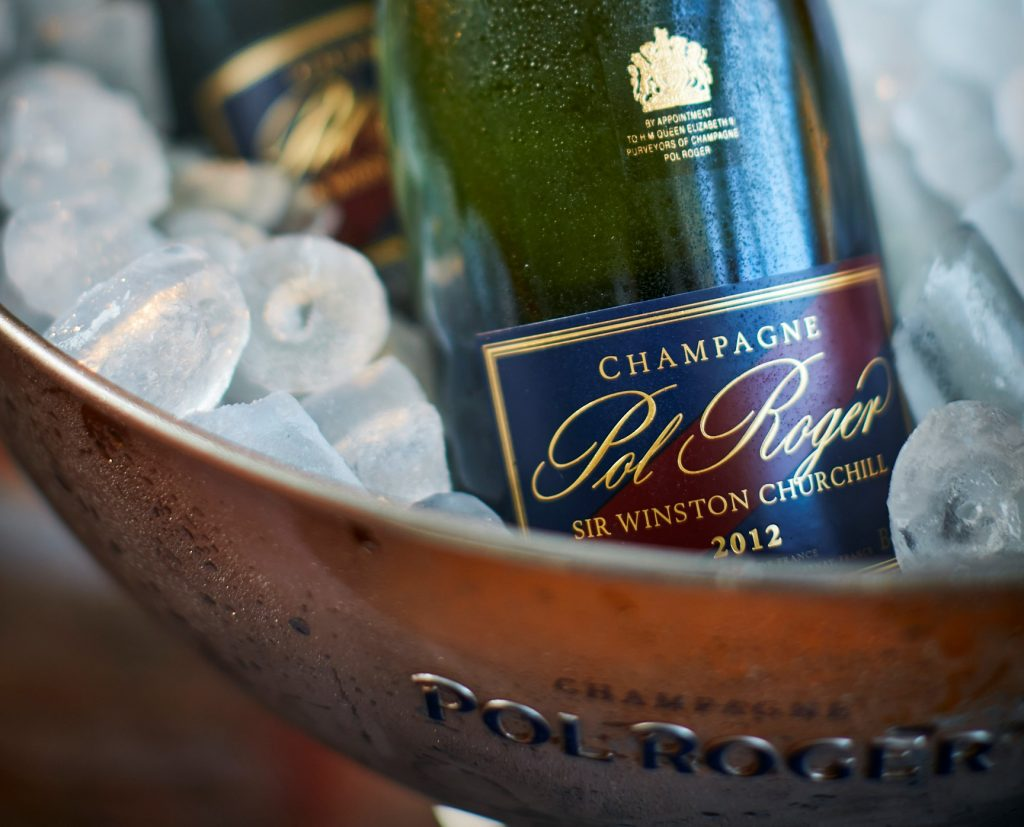 Pol Roger Cuvee Sir Winston Churchill 2012