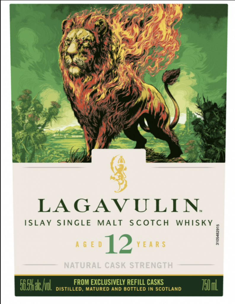Lagavulin 12 year old 2021 Special Releases