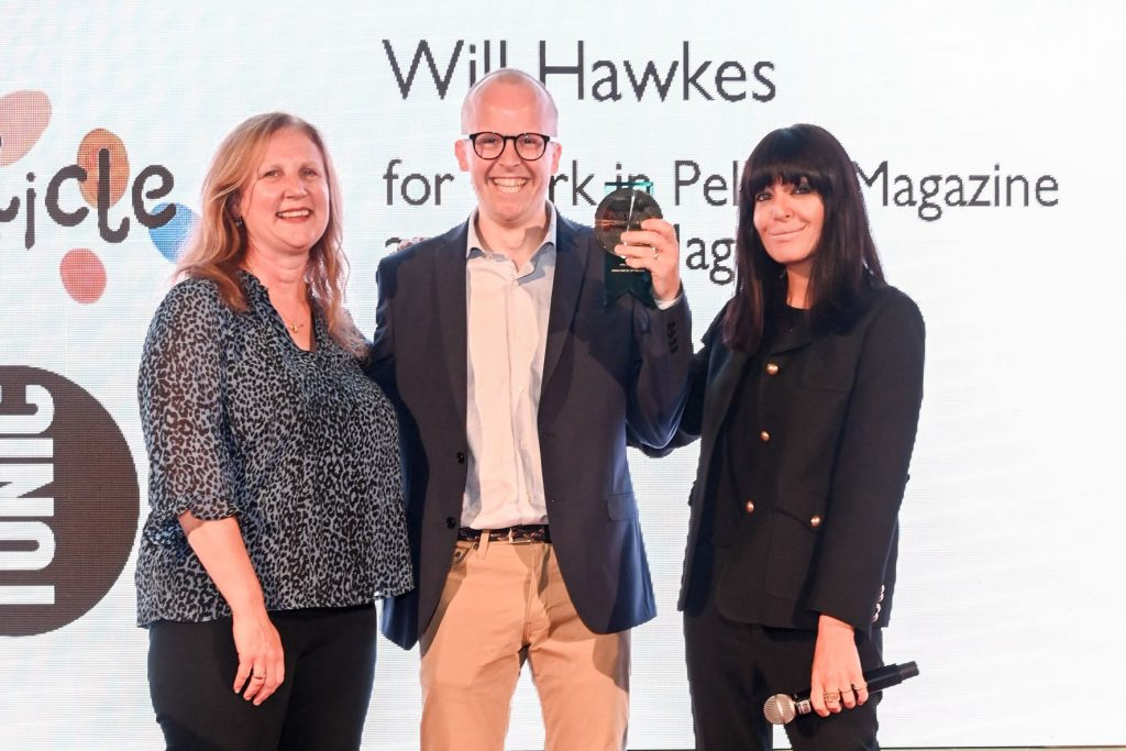 Will Hawkes Fortnum & Mason drinks writer of the year