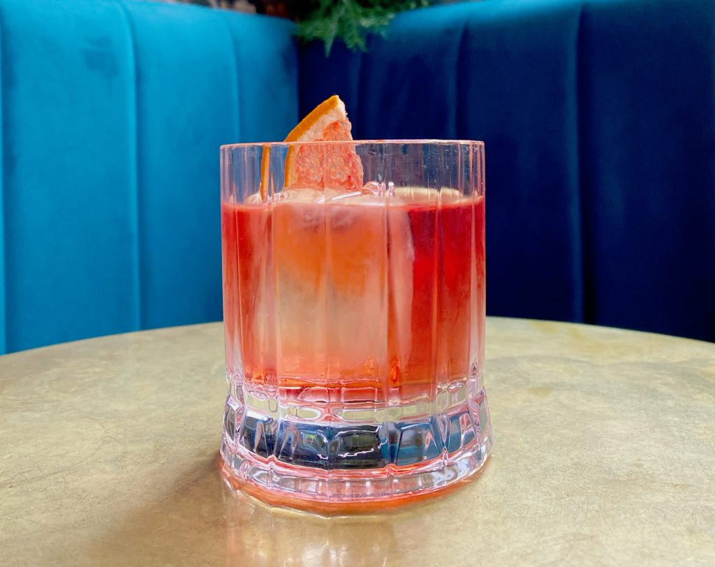 Heads and Tails - Rose Negroni