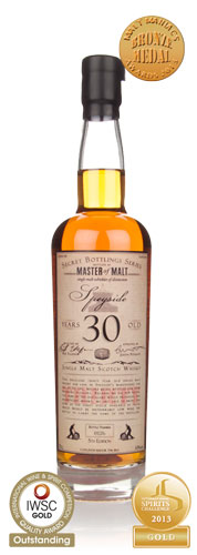 Master of Malt 30 Year Old Speyside