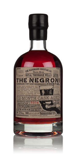 The Handmade Cocktail Company Cask-Aged Negroni