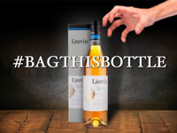 #BagThisBottle Twitter Competition