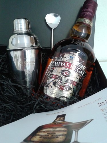 The Chivas Masters Cocktail Set