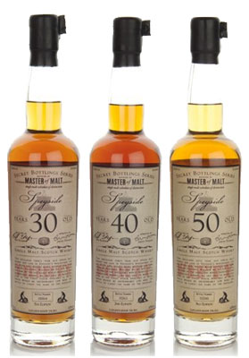 Master of Malt Speyside Whiskies