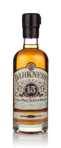 Darkness! Macallan 15 Year Old Pedro Ximénez Cask Finish