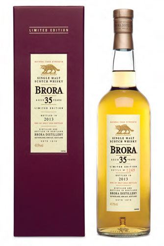 Diageo Special Releases Brora 35 Year Old 1977