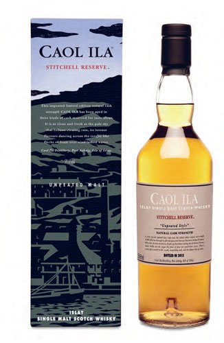 Diageo Special Releases Caol Ila Stitchell Reserve
