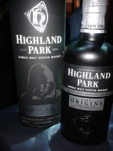 Highland Park Dark Origins with box