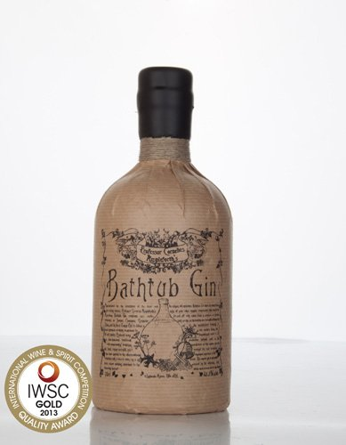 Master of Malt Bathtub Gin IWSC 2013