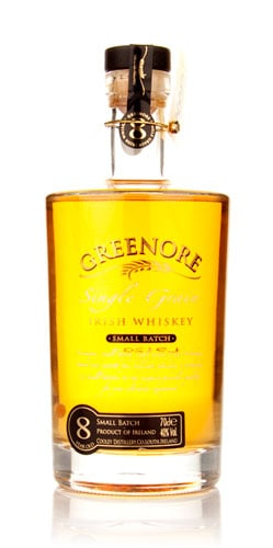Greenore 8 Year Old Single Grain Whiskey