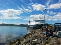Ferry to Islay
