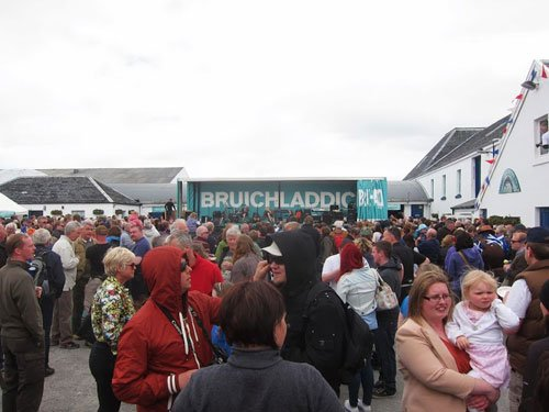 Bruichladdie Day at Feis Ile 2013