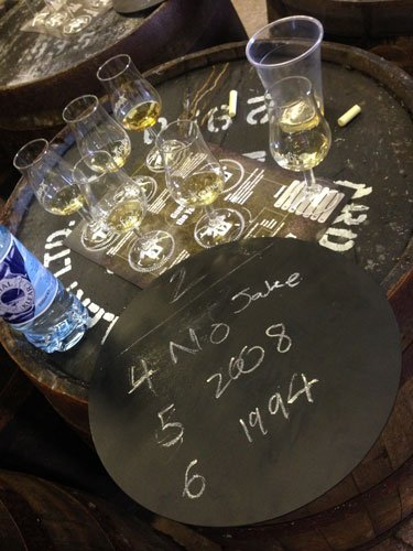 Tales From The Isle Ardbeg Tasting