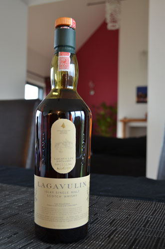 Lagavulin Triple Matured Edition Friends of the Classic Malts