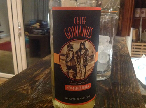 Master of Cocktails New York Distilling Chief Gowanus New Netherland Gin